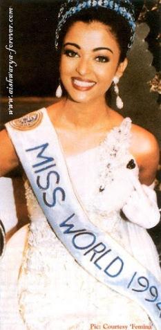 BIOGRAPHY of ' The MISS WORLD 1994 ' - AISHWARYA RAI