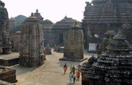 The-Lingaraj-Temple